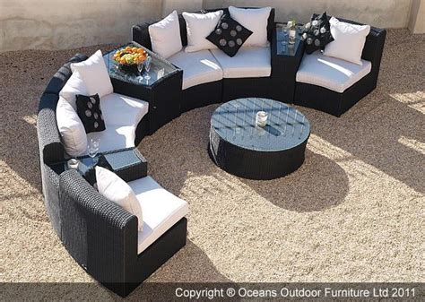 wonderful semi circle outdoor seating green furniture plastic planks outdoor furniture patio