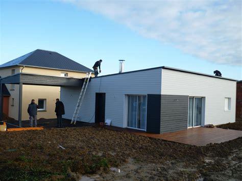 chantier maison a noyal sur vilaine isola maisons bois