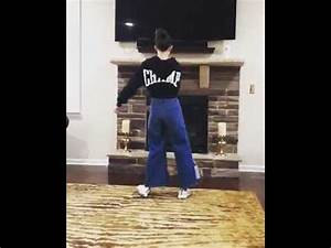 Millie Bobby Brown dancing to Walmart Yodeling Boy Remix ...