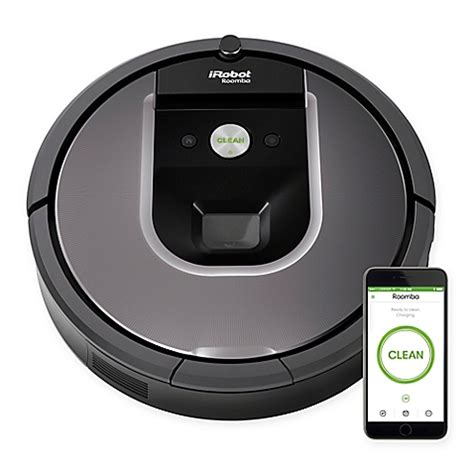 irobot 174 roomba 174 960 wi fi 174 connected vacuuming robot bed bath beyond