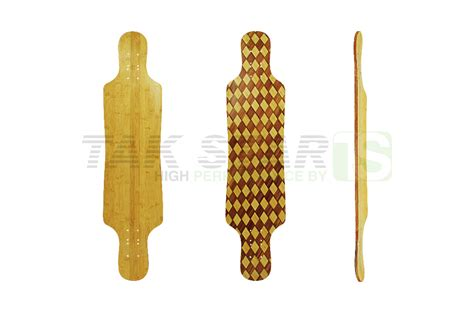 blank bamboo and freeride style longboard decks buy blank bamboo longboard decks