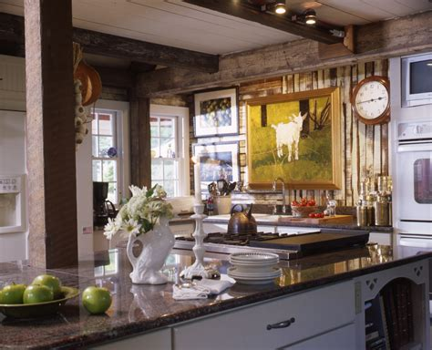 How To Design You Home With A French Country Kitchen Theme