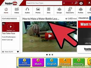 How to Access YouTube at School (with Pictures) - wikiHow