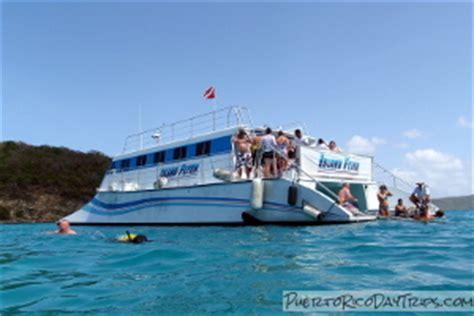Catamaran Excursions San Juan Puerto Rico by Culebra Culebrita Snorkel Trip With East Island