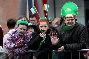 We captured some video at a variety of St Patrick's Day ...