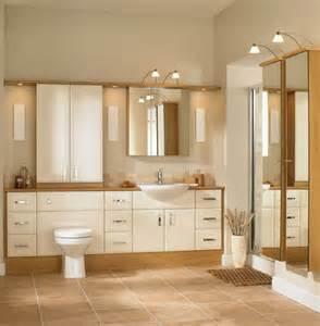 salle de bain beige bois chaios