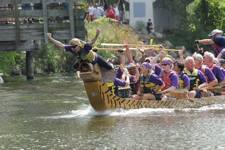 Dragon Boat Racing Lansing by Cooley Brings Home The Bronze In Dragon Boat Race Event
