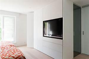 Schlafzimmerschrank Mit Tv : stijlvolle slaapkamer realisaties maatwerk deba meubelen ~ Markanthonyermac.com Haus und Dekorationen