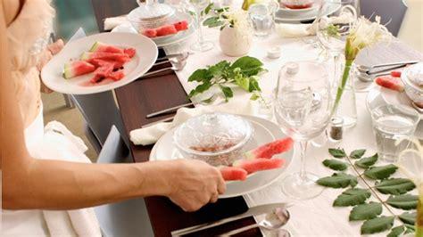 Tisch Decken Fünf Grundgedecke Und Zwölf Regeln Beim