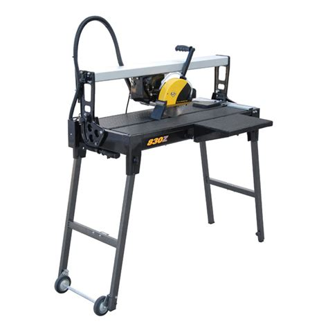 qep 83230q professional tile bridge saw 30inch 3260rpm