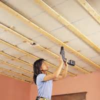 fix a sagging plasterboard ceiling reader s digest