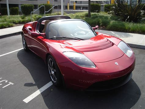 Tesla Roadster Wikipedia