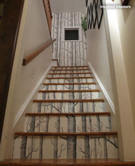 1000 id 233 es sur le th 232 me escaliers de papier peint sur contremarches escaliers et