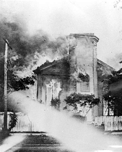 florida memory methodist church burning jacksonville
