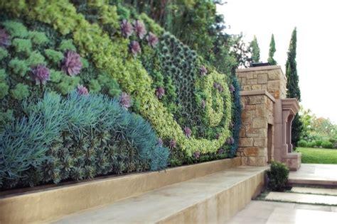 faire un mur vegetal exterieur soi meme