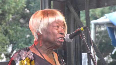 Carol Fran At Blues And Bar B Q 2015-10-18 Rock Me