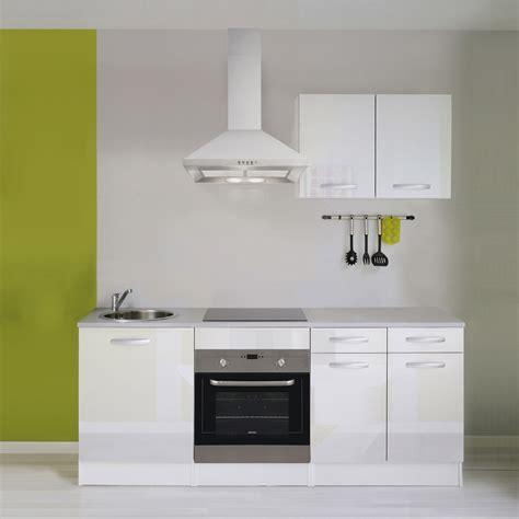meuble de cuisine blanc brillant leroy merlin