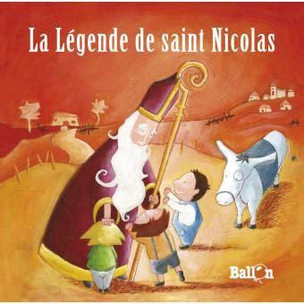 La Légende De Saint Nicolas  Broché  Collectif  Achat Livre  Prix Fnaccom
