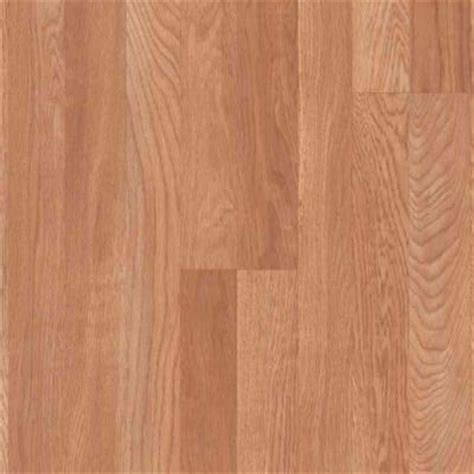 trafficmaster benson oak 7 mm thick x 8 5 64 in wide x 47 41 64 in length laminate flooring