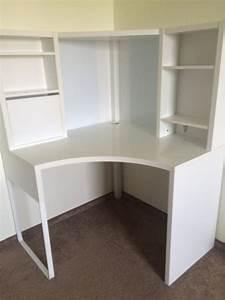 Ikea Möbel Weiß : eckschreibtisch weiss ikea micke in eggenstein leopoldshafen ikea m bel kaufen und verkaufen ~ Markanthonyermac.com Haus und Dekorationen