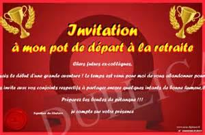 texte invitation pot de depart mutation gratuit grosir baju surabaya