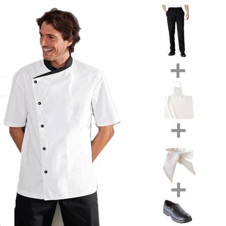 pack v 234 tements de cuisine et tenues compl 232 tes apprentis