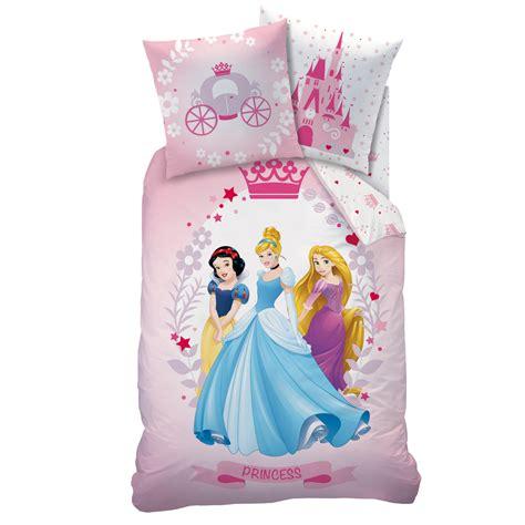 disney princesse parure de lit housse de couette r 233 versible 140 x 200 cm quot diademe