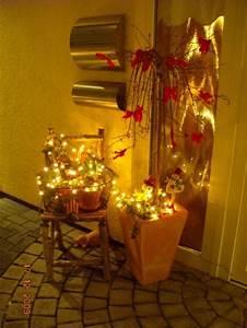 Weihnachtsdeko Im Außenbereich : weihnachtsdeko 39 weihnachtsdeko aussen 39 home sweet home zimmerschau ~ Markanthonyermac.com Haus und Dekorationen
