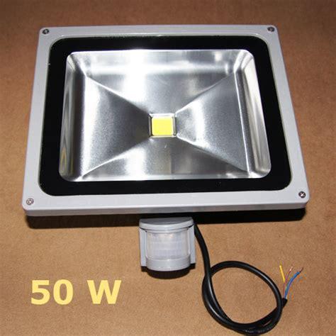 projecteur led pour ext 233 rieur 50w d 233 tection de mouvements deco led eclairage