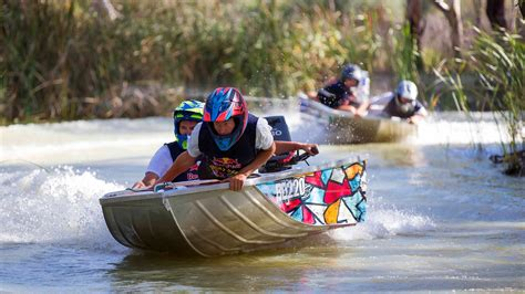 Inflatable Boat Paint Australia by Extreme Dinghy Racing In Australia Youtube