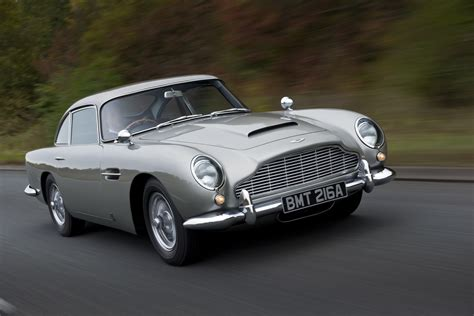 James Bond Has Ditched His Aston Martin. And Guess What He