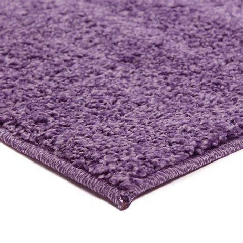 tapis violet pas cher mon beau tapis
