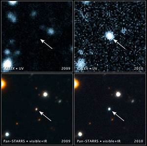 Astronomers see ANOTHER star ripped apart by a black hole ...
