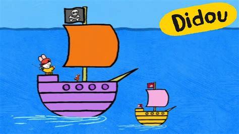 Dessin Animé Bateau Pirate by Bateau Pirate Didou Dessine Moi Un Bateau Pirate