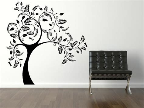 home design living room bedroom wall stickers