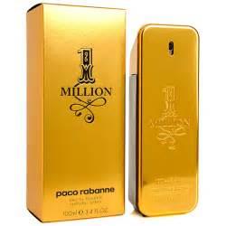 1 one million by paco rabanne edt perfume cologne spray for mens 3 4oz 100ml nib ebay