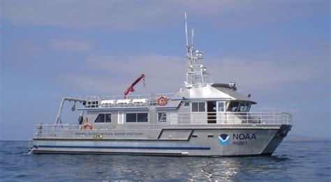 Teknicraft Catamaran Excursion Cruiser channel islands national marine sanctuary research vessels