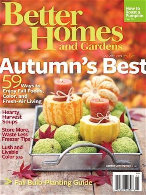 Better Homes Gardens Magazine deal on better homes and gardens magazine