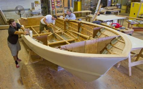 Boat Building North Carolina by Boat Building School Marine Technology