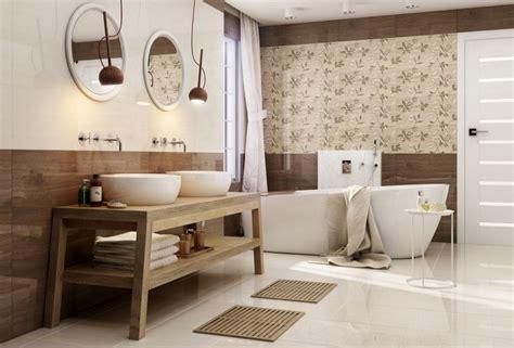 salle de bain beige id 233 es de carrelage meubles et d 233 co beige