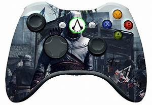 Assassin's Creed Controller by DeathDragun on DeviantArt