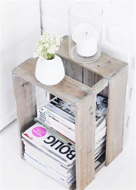 adoptez une table de chevet originale