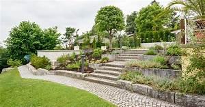 Garten Hang Anlegen Garten Anlegen Hang Garten Am Hang Ideen