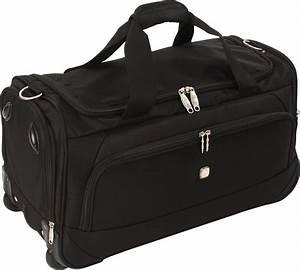 Reisetasche Auf Rollen : koffer profi shop wenger duffles reisetasche auf rollen 20 schwarz online kaufen ~ Markanthonyermac.com Haus und Dekorationen
