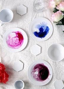 Porzellan Bemalen Anleitung : 1001 ideen und inspirationen wie sie porzellan bemalen ~ Markanthonyermac.com Haus und Dekorationen
