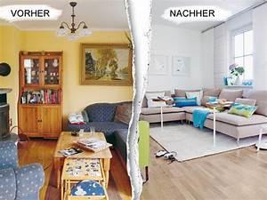 Schlafzimmer Vorher Nachher : wohnzimmer vorher nachher ~ Markanthonyermac.com Haus und Dekorationen
