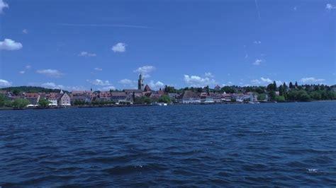 Motorboot Bodensee by Bodensee Vor 220 Berlingen Motorboot Mit Vollgas An Den