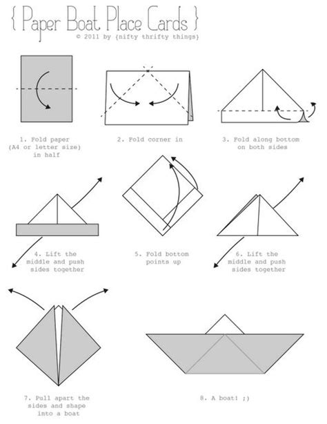 Origami Super Boat by 1000 Ideas About Origami Boat On Pinterest Paper Boats