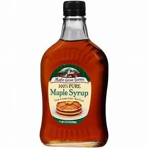 spring tree maple syrup grade b