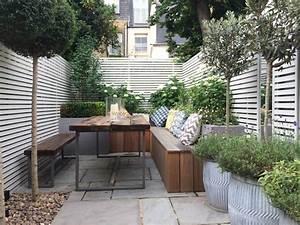 Gestaltung Von Terrassen : gartenideen f r kleine g rten ~ Markanthonyermac.com Haus und Dekorationen